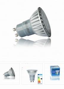 Evolution Pro Line GU10 5,5W 310 Lumen Dimbaar ! SMD LED Spo